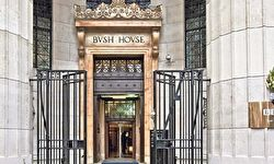 Photo of the entrance to Bush House