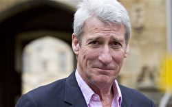 Portrait of Jeremy Paxman for Great War article